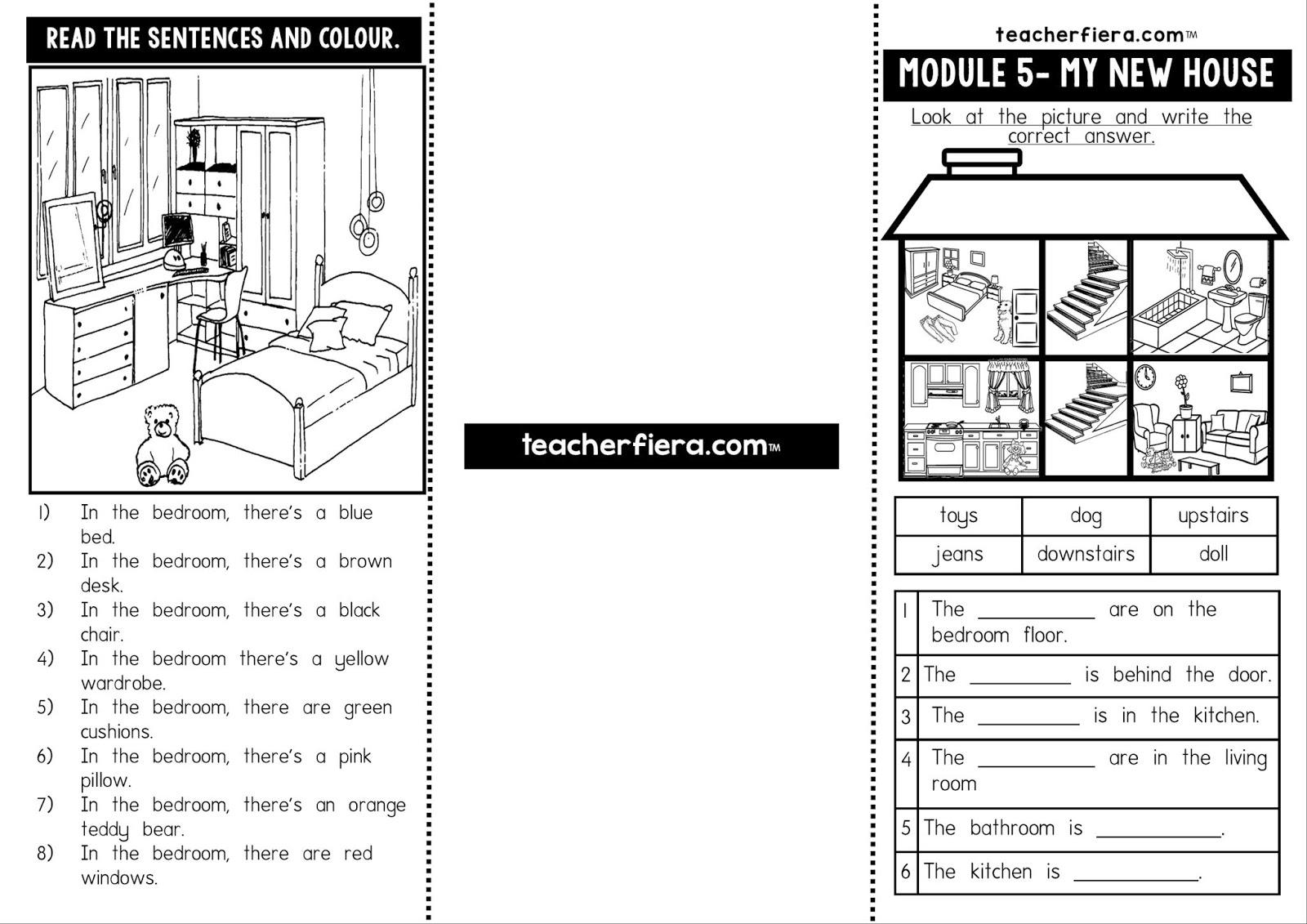 Teacherfiera Year 3 Module 5 Brochure Based On The