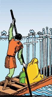 Kılıç Altılısı Tarot Anlamı Ters Düz