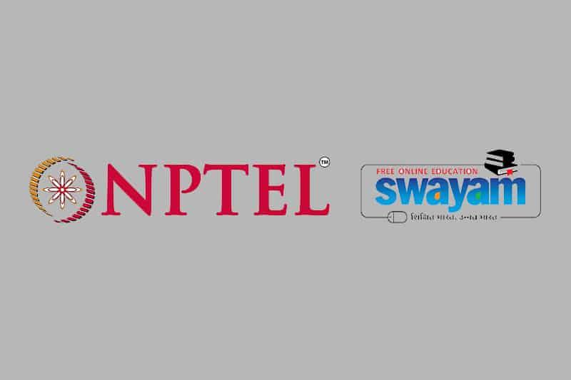 Swayam Nptel