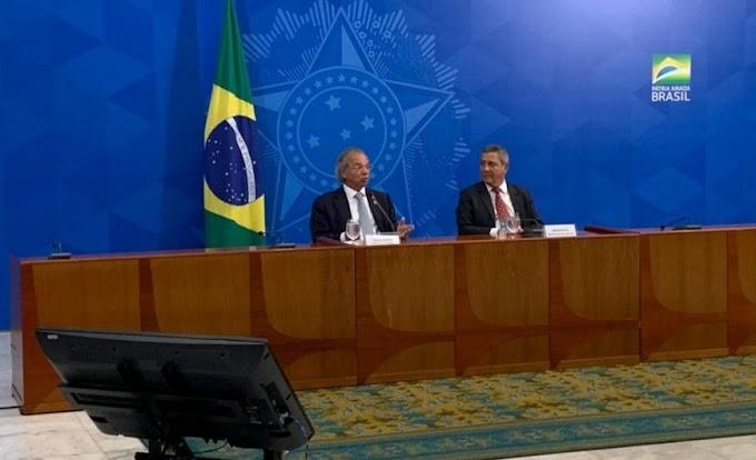 *Por socorro a Estados, servidores ficarão sem reajustes, confirma Guedes (Pelo período de 18 meses)