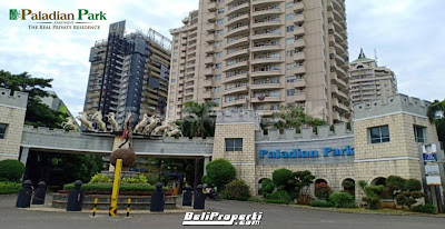 apartemen paladian park jakarta utara