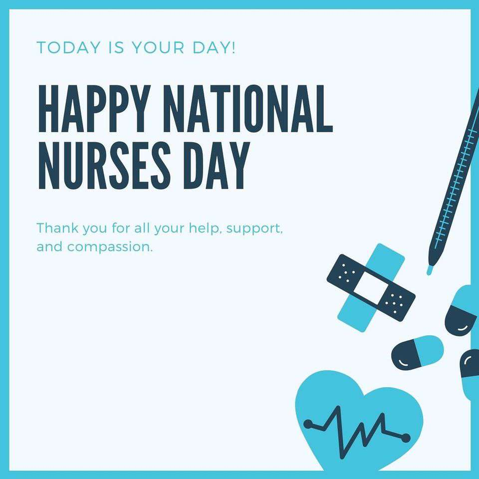 National Nurses Day Wishes For Facebook