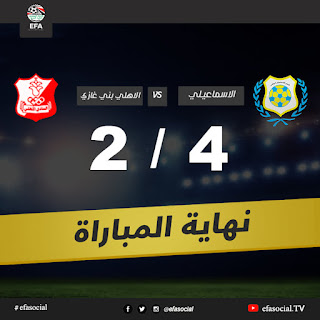ملخص وأهداف الاسماعيلي وأهلي بني غازي 4-2 كاملة - كأس الأندية الأبطال