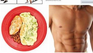 Ba điều đó sẽ làm việc để đạt được sáu Pack Abs-giảm cân chế độ ăn uống Mẹo