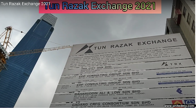 TRX Exchange 2021
