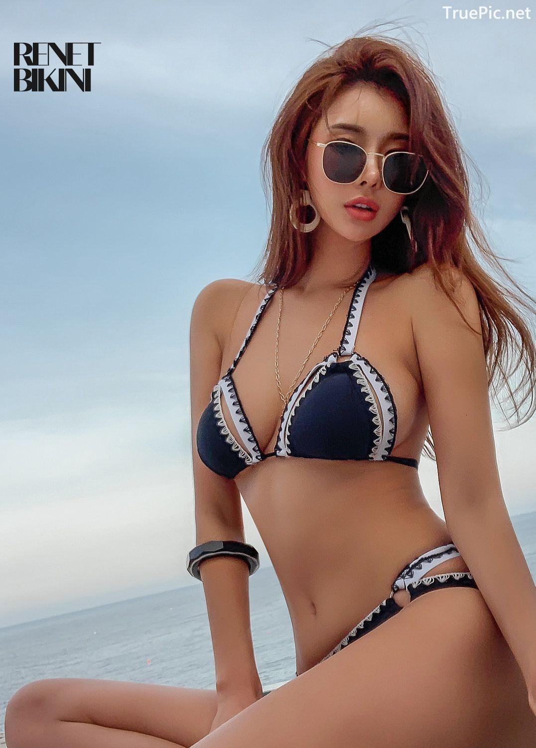 Image Korean Fashion Model - Park Da Hyun - Renet Bikini - TruePic.net - Picture-1