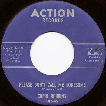 small independent rockin 45rpm labels
