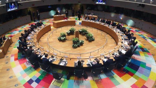 Comienza cumbre de la UE para acordar rescate post pandemia