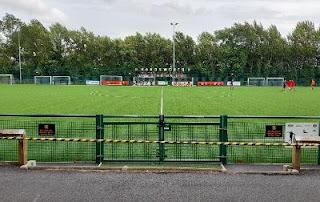 Olivers Mount, Handsworth FC