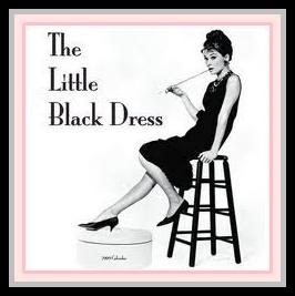 clásico vestidito negro