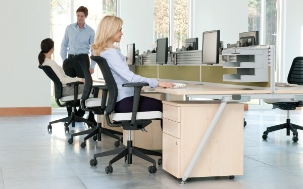 are employers required supply ergonomic chairs desks office furniture