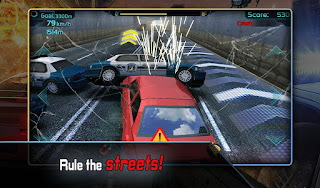 Game getaway driver Mod Apk v1.8 Unlimited Hacked For Android