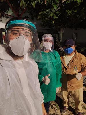 ACOPIARA-CE: PACIENTE QUE ESTAVA COM CORONAVÍRUS RECEBE ALTA MÉDICA