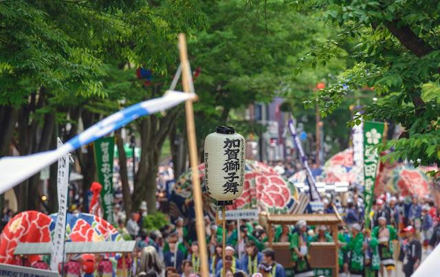 Visit Kanazawa Hyakumangoku Festival