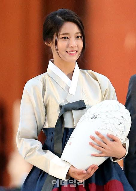 [THEQOO]Kaşlarının şeklini değiştirmeden önce ve değiştirdikten sonra Seolhyun