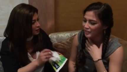 Girl Trend Maika Was In Tears After Meeting Angel Locsin In Person