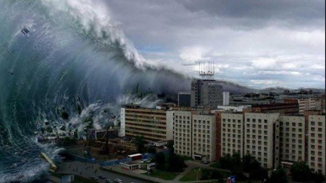 BMKG: Potensi Gempa M 8,9 Disertai Tsunami 29 Meter di Jatim, Kecepatan Gelombang Datang 24 Menit