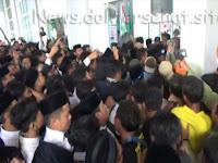 Demo Terkai Ustadz Abdul Somad di Maumere Ricuh !!