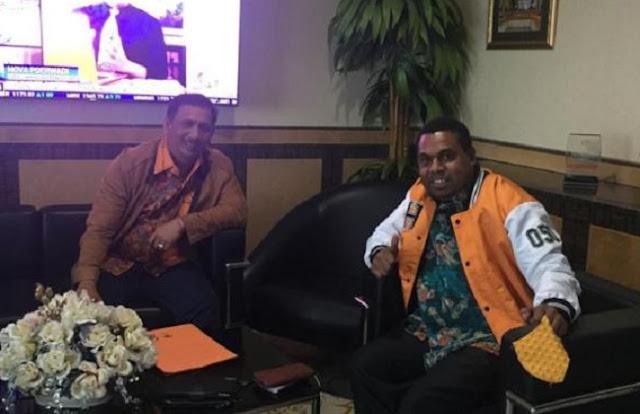 Yulianus Dwaa:  Rekom Pilkada di Papua Final, Tidak Ada Kocok Ulang