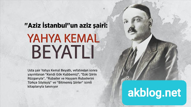 Yahya Kemal Beyatlı Kimdir Hayatı