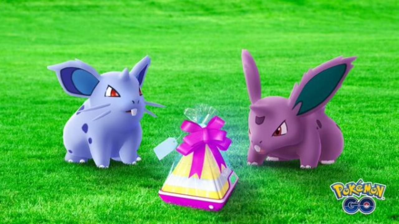 Pokémon GO: Limited Research with Nidoran - All Rewards
