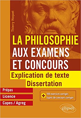 Diffrents types de sujets de dissertation
