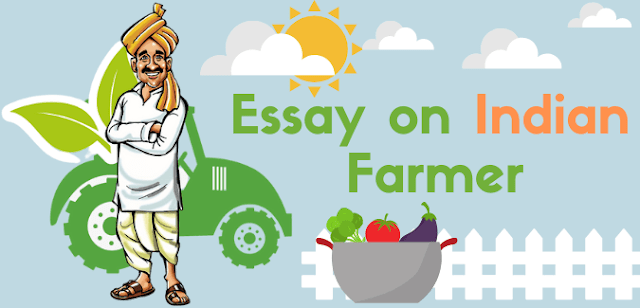 """""""शेतकरी जगाचा पोशिंदा"""" मराठी निबंध — Best Essay On Indian Farmer In Marathi"""