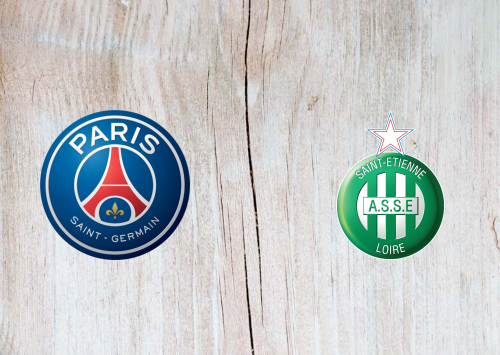 PSG vs Saint-Etienne -Highlights 18 April 2021