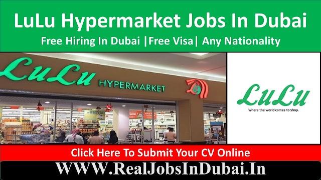 LuLu Hypermarket Jobs In Dubai, Abu Dhabi & Al Ain - 2020