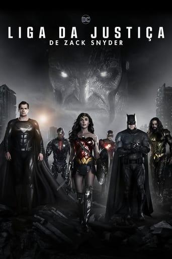 Baixar Liga da Justiça de Zack Snyder Torrent Dublado - WEB-DL