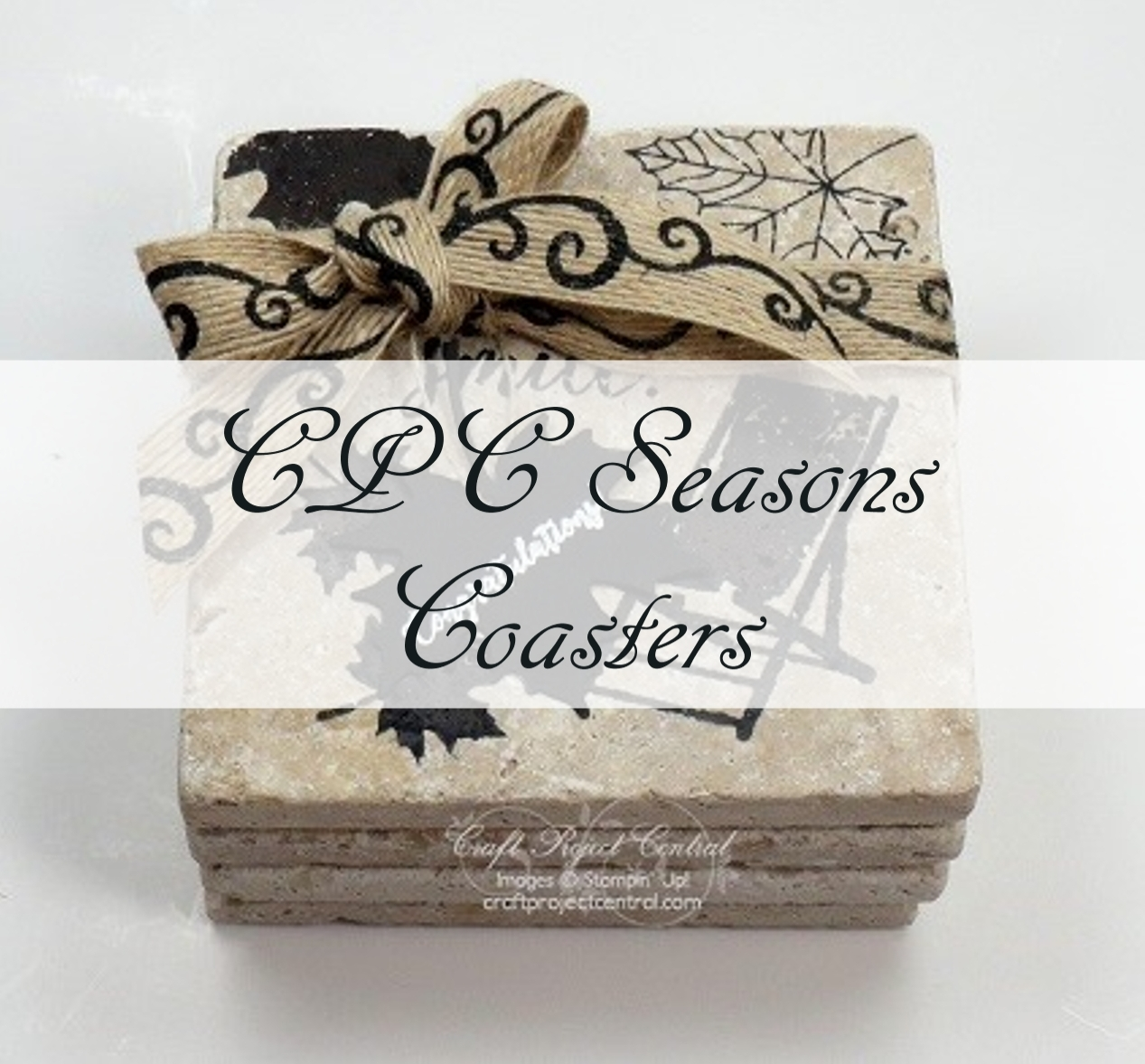 Create With Christy: CPC Seasons Coasters