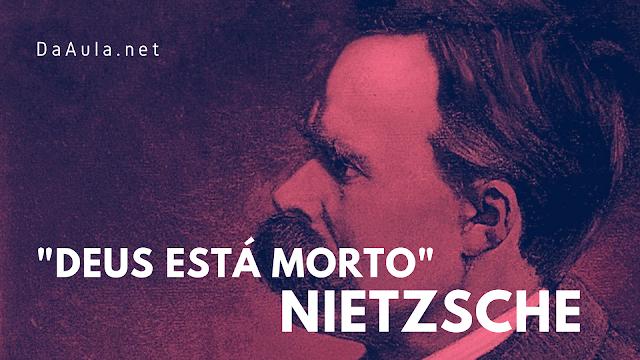 """Filosofia: Nietzsche diz """"Deus está morto"""" (Explicação)"""