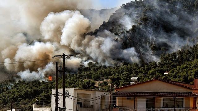 Παραμένει υψηλός ο κίνδυνος πυρκαγιάς στην Αργολίδα και την Κυριακή 2 Αυγούστου