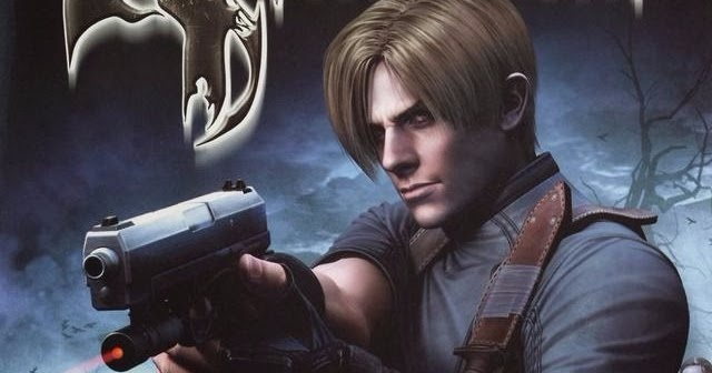 Baixe, jogue e detone!: Resident Evil 4 - PS2 iso Torrent