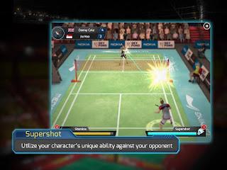 LiNing Jump Smash 15 Badminton Mod Apk Unlimited MOney
