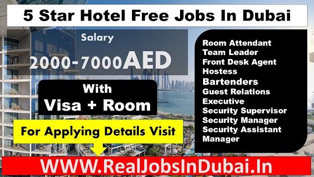 Five Palm Jumeirah Hotel Jobs In Dubai  UAE