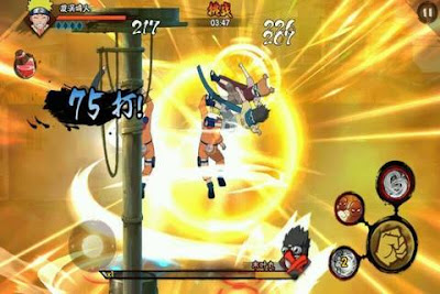 Download Games Naruto Mobile Fighter v1.5.2.9 Apk Terbaru For Android