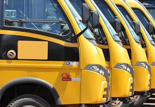 Transportes escolares de Picuí, Frei Martinho, Nova Palmeira e outros serão vistoriados em outubro