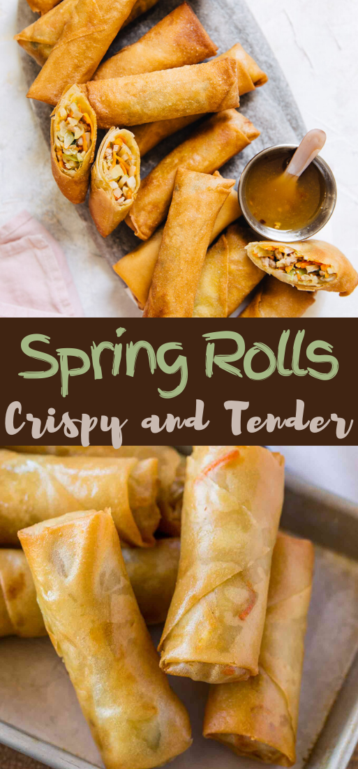 Spring Rolls #food #lunchrecipe #vegan #vegetarianrecipe #easyrecipe