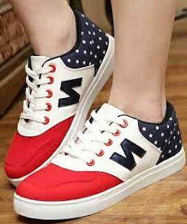 Model Sepatu Wanita Remaja Trendy