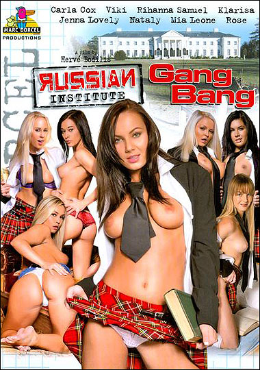 Russian Institute Lesson 13: Gang Bang [2010] [DVD9] [PAL] [Español] [Resubido]