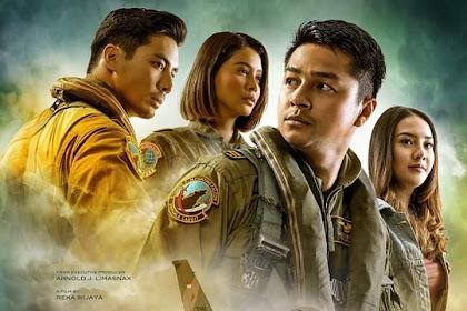 "Official Poster ""Serigala Langit"""