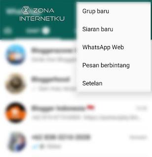 Tips Mudah Untuk Terlihat Offline Di Whatsapp
