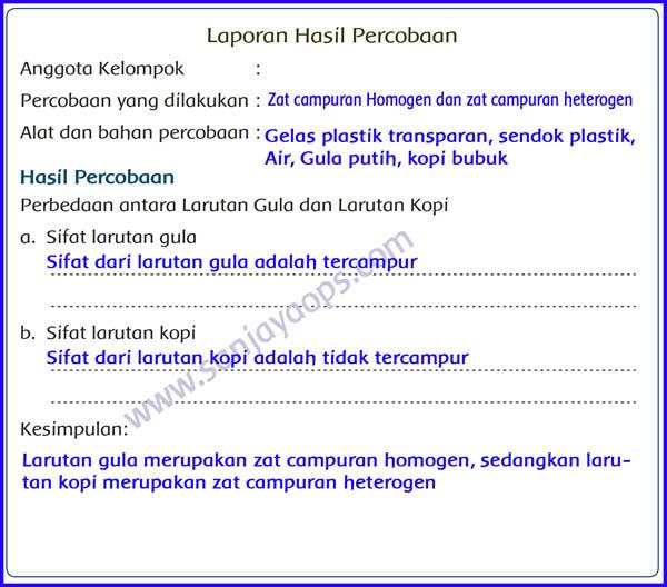 Kunci Jawaban Buku Paket Ipa Halaman 65 Kelas 9