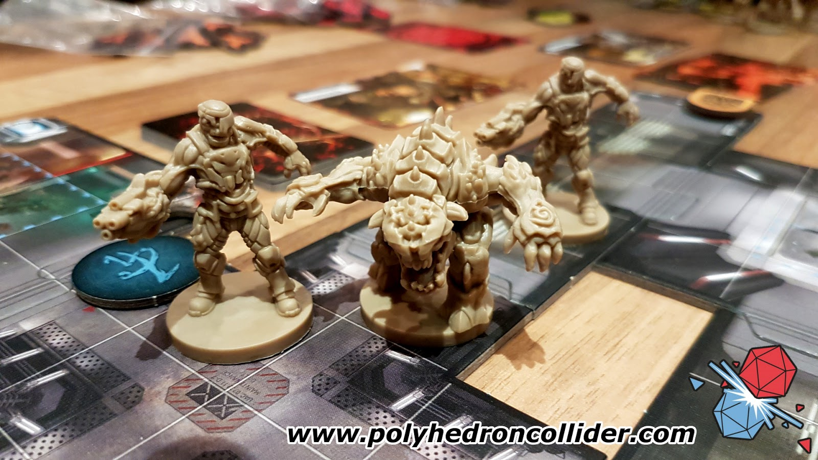 DOOM tabletop board game