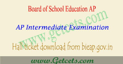 BIEAP hall tickets 2018-2019, Manabadi ap inter results 2018,AP Intermediate hall tickets march 2018