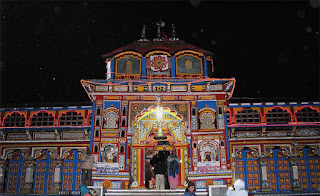 Opening date of Badrinath temple