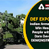 Def Expo 2020: Indian Armed forces win hearts of people with their dare devil live demonstrations