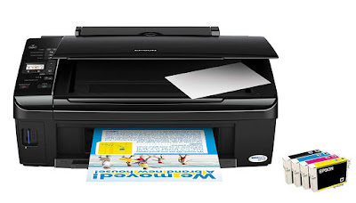 scanning in addition to copying all your documents in addition to photos Epson Stylus SX215 Driver Downloads