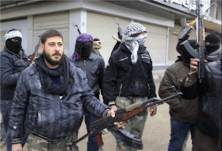Syrian opposition groups make mutual peace